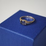 Ian Rosenberg Jeweller - Sapphire and gold ring (Copy)
